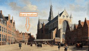 Free walking tour Haarlem