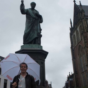 start location free walking tour haarlem