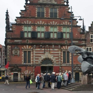 Free walking tour Haarlem